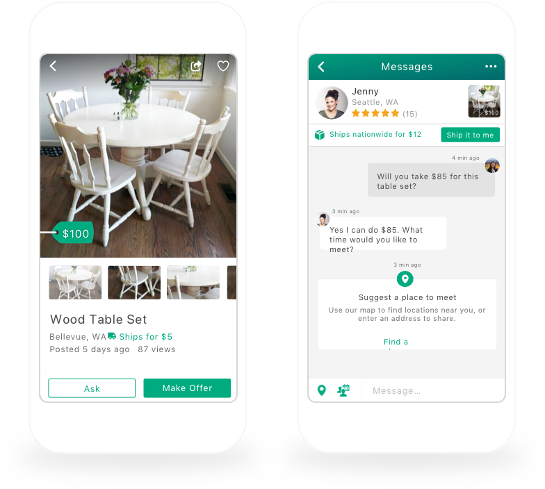 Buy Amp Sell Locally Offerup Buy Sell Simple